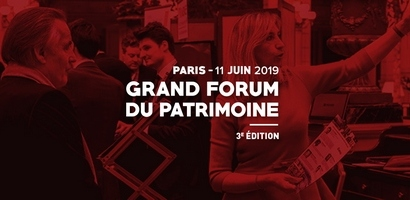 Le Grand Forum du Patrimoine change de dimension !