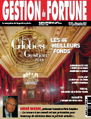 DOSSIER : Globes de la Gestion 2016, les 46 meilleurs fonds