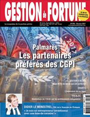 DOSSIER : Le Palmarès 2017 des fournisseurs