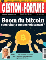 FINANCE : Le bitcoin, révolution ou bulle ?