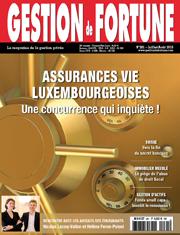DOSSIER : Assurances vie luxembourgeoise : une concurrence qui inquiète !