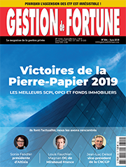 DOSSIER : Victoires de la Pierre-Papier  2019, les meilleurs SCPI, OPCI et fonds immobiliers