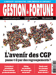 DOSSIER : L'avenir des CGP passe-t-il par des regroupements ?