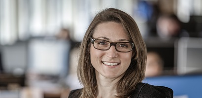 Lyxor AM promeut Florence Barjou au poste de chief investment officer