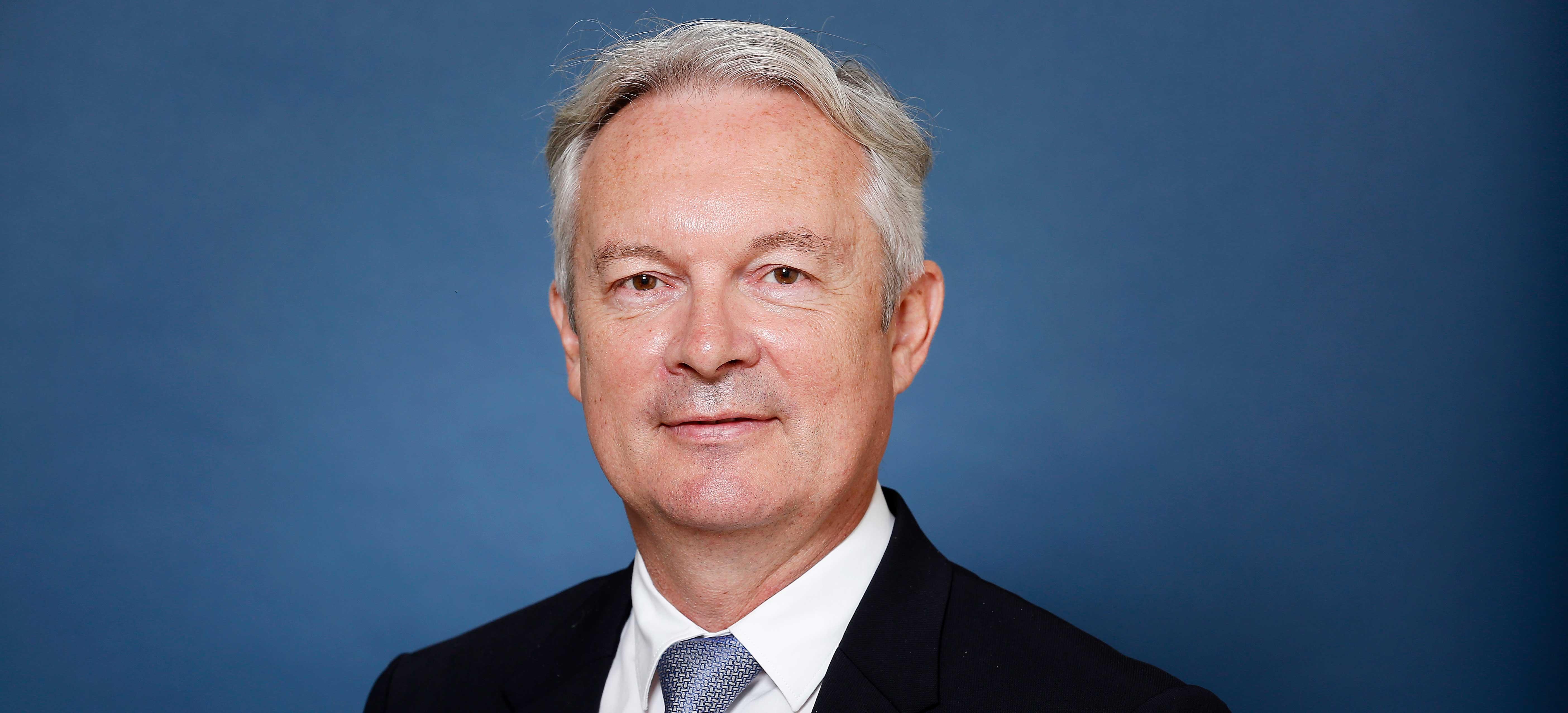 Pascal Le Coz directeur général Crédit Mutuel Investment Managers