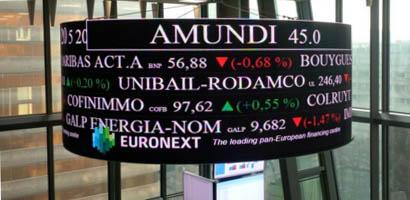 Amundi introduit en Bourse dans le bas de fourchette