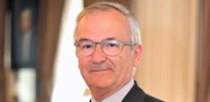 Pascal Chassaing, président de la chambre interdépartementale des notaires de Paris
