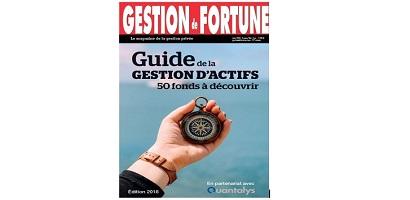 Parution du Guide de la gestion d'actifs : 50 fonds à découvrir