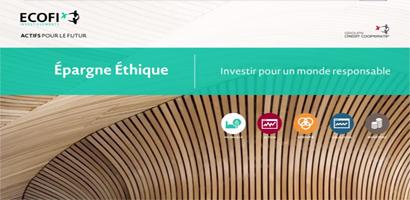 Vidéo : Investir pour un monde responsable avec la gamme EPARGNE ETHIQUE