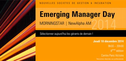 Emerging Manager Day : C'est ce jeudi !