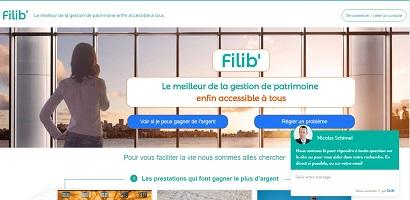 Filib', une marketplace de CGPI conçue par Nicolas Schimel