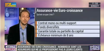 Gestion de Fortune chez BFM Business (24/11/14)