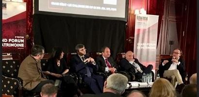 Grand Forum du Patrimoine : les 4 présidents d'association de CIF s'expriment sur l'avenir des CGPI