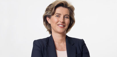Ines de Dinechin prend les rênes d'Aviva Investors France