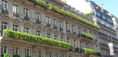 Immobilier parisien : les prix frôlent les records