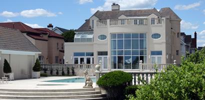 Embellie dans le secteur de l'immobilier de prestige