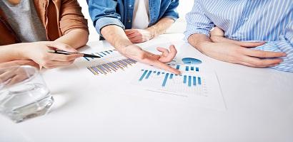 Créations d'entreprise : nette dynamique du secteur immobilier