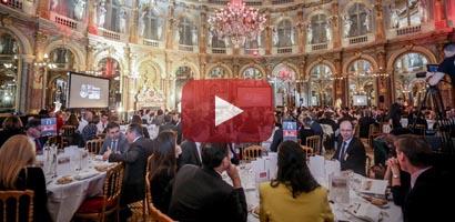 VIDEO : Retour sur les Oscars de l'Assurance Vie et de la Prévoyance