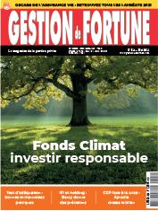 DOSSIER : Fonds climat, investir responsable